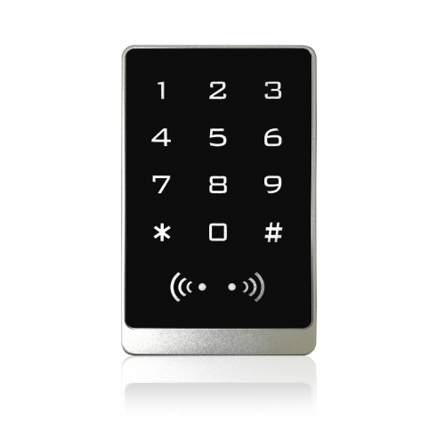 AT2 Touch keypad standalone access control and reader Aluminum alloy case